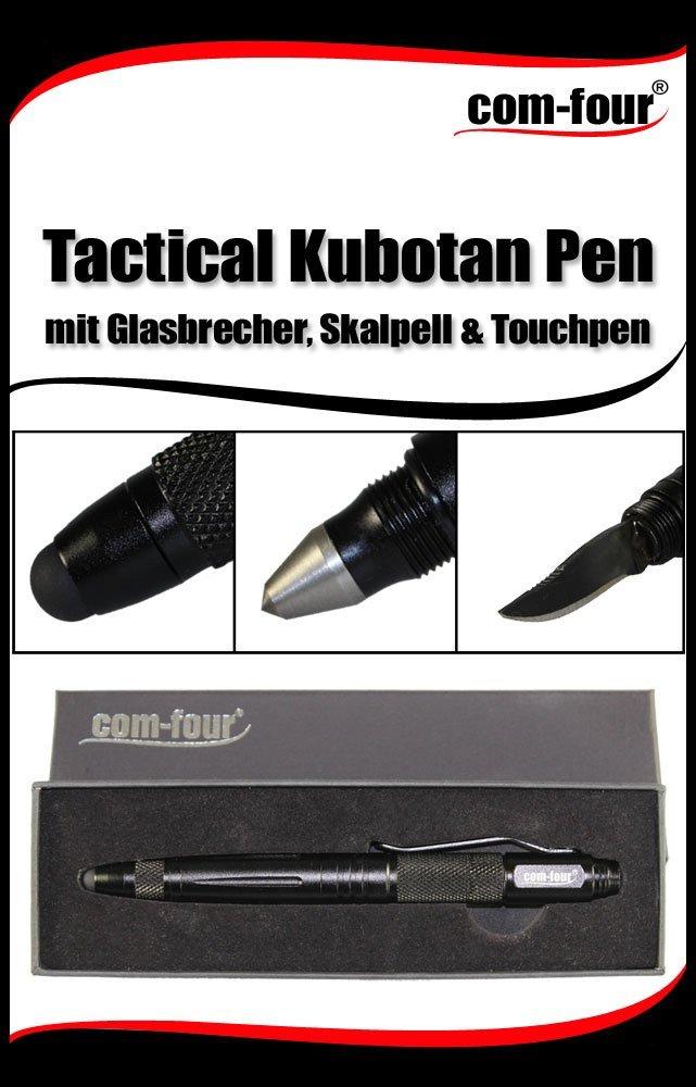 Multifunktions Kubotan mit Touchpen