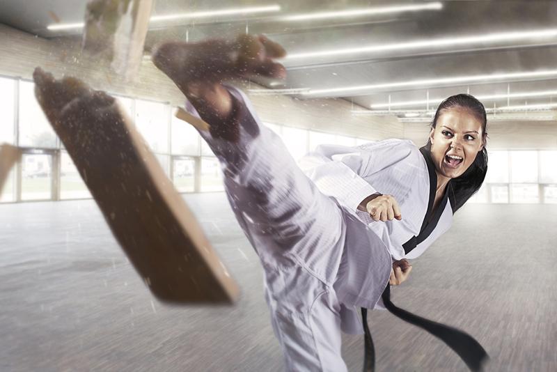 selbstverteidigung sportarten frauen übersicht